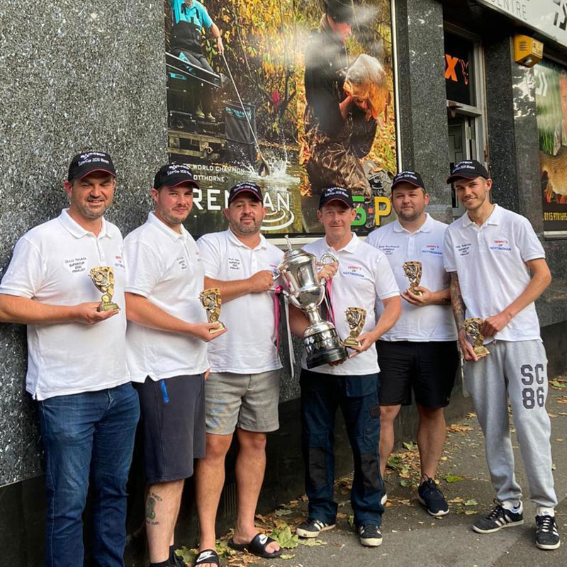 2020 Angling Times Supercup Champs