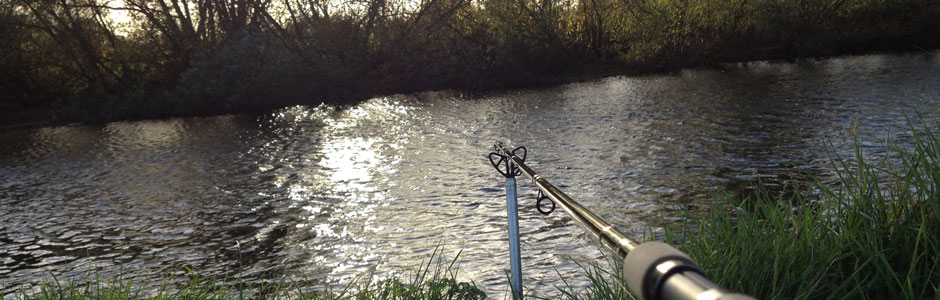 Go fishing in Derbyshire
