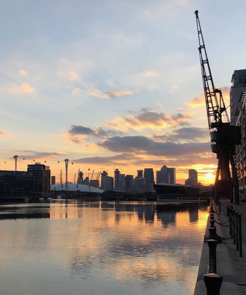 Fishing in London
