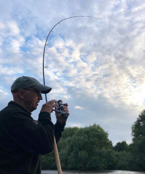 Go Fishing in the UK
