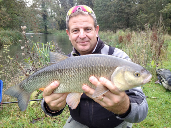 andy ford and a chub