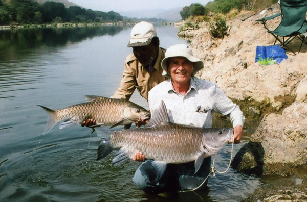 Charlyfarly2 with a Mahseer