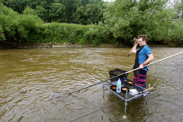 On the Wye with Dave Harrell