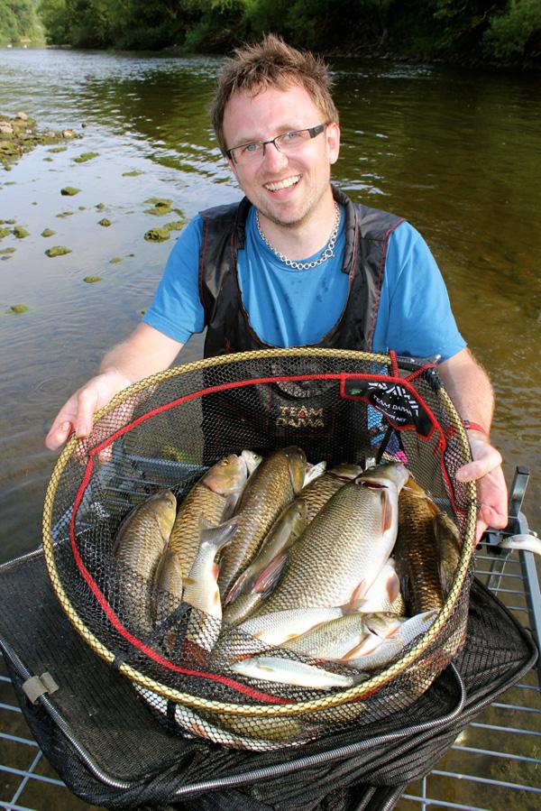 River Wye fish
