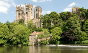 places to fish: Durham