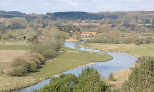 places to fish: Hampshire