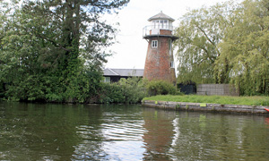 places to fish: Norfolk