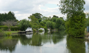 places to fish: Oxfordshire