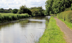 places to fish: Shropshire