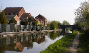 places to fish: Staffordshire