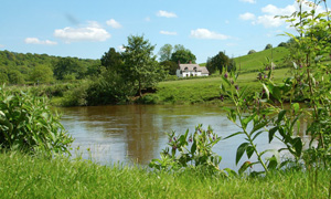 places to fish: Worcestershire