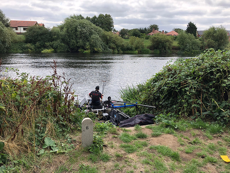 fishing in england
