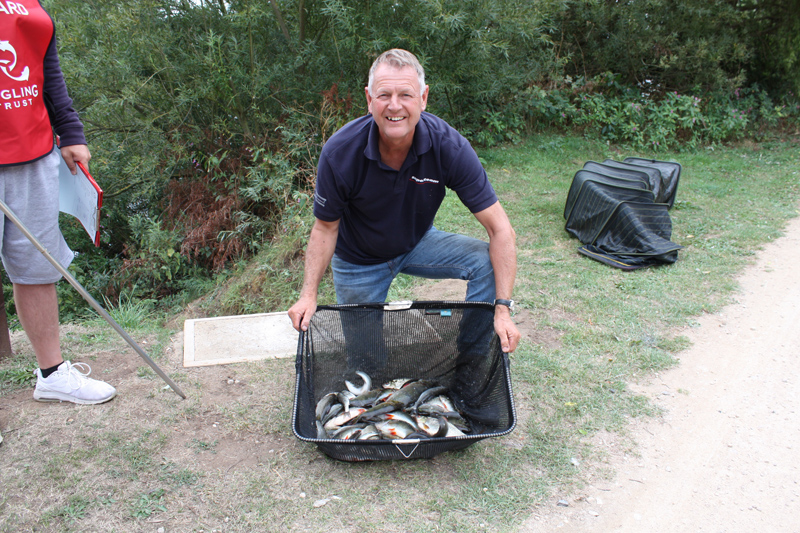 Angling Trust National Individual Match