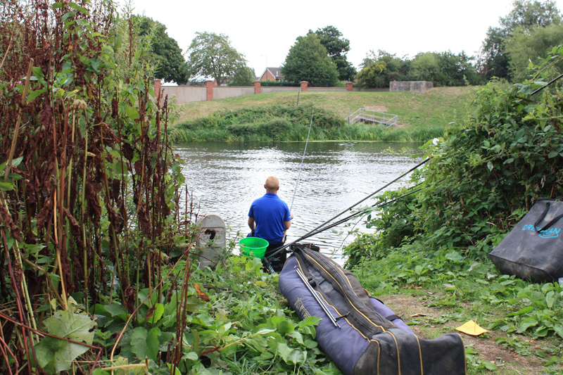 Angling Trust National Team Match