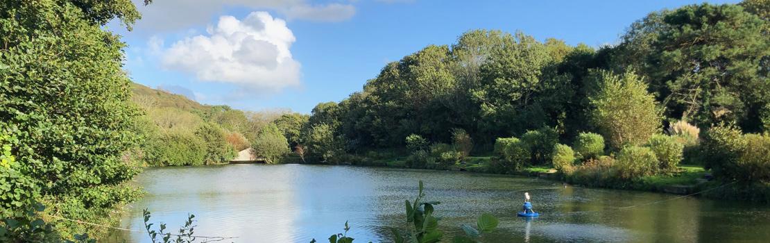 Bolingey Lakes