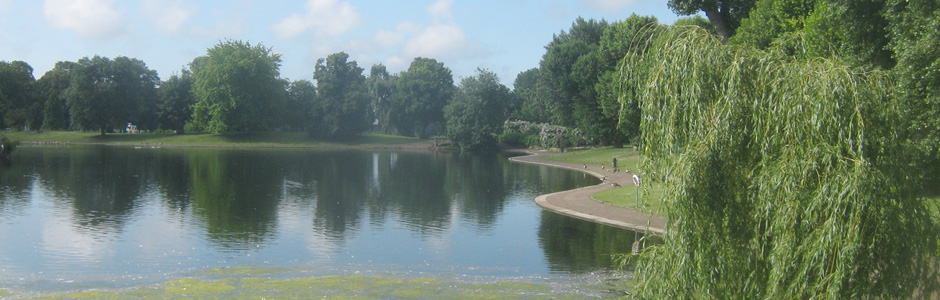 Alvaston Lake
