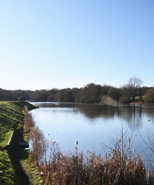 Codnor Park Reservoir