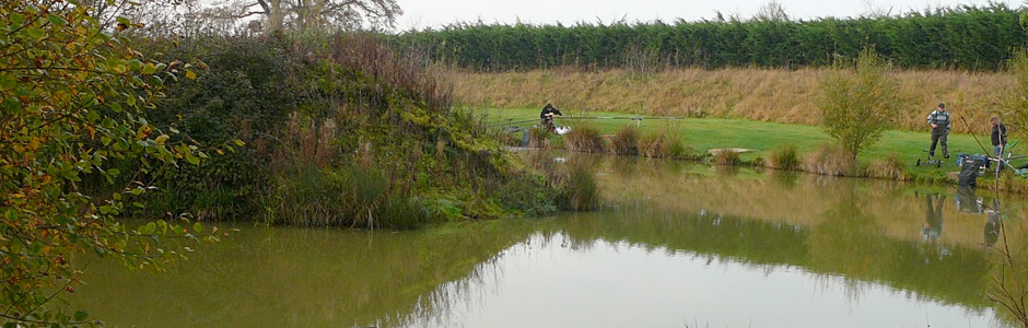 Todber Manor Fishery