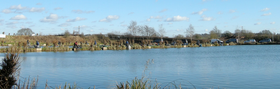 Woodland View Fishery